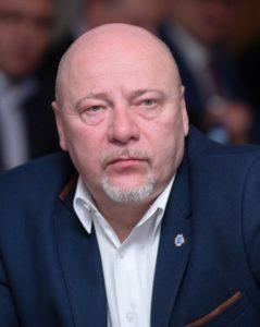 Roman Buczkowski Wiceprzewodniczacy ZW NSZZP woj. dolnośląkiego