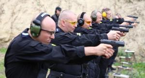 VII Mistrzostwa Strzeleckie Jawor - Świdnica