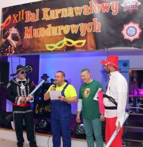 19. XII Bal Karnawałowy Mundurowych Jawor