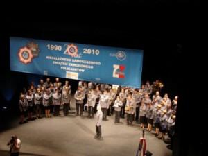 22. XX Lecie NSZZP Kraków 11 2010