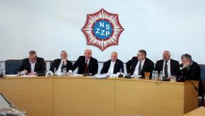 Posiedzenie ZG NSZZP 12.2012