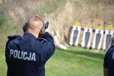 IX edycja Mistrzostw Strzeleckich Policjantów województwa dolnośląskiego