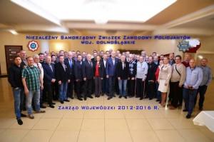 Zarząd Wojewódzki 2012-2016